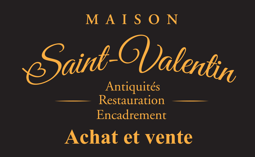 Maison Saint-Valentin, Antiquaire