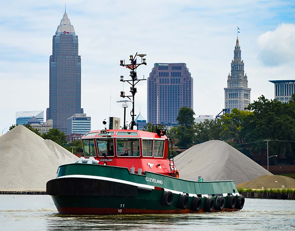 The Great Lakes Towing Company