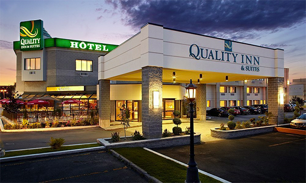 18 - Hôtel Quality Inn & Suites
