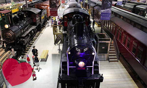 75 - Exporail, the Canadian Railway Museum