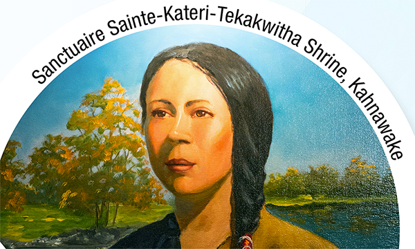77 - Saint Lawrence River Shrines - Sanctuaire Sainte-Kateri-Tekakwitha