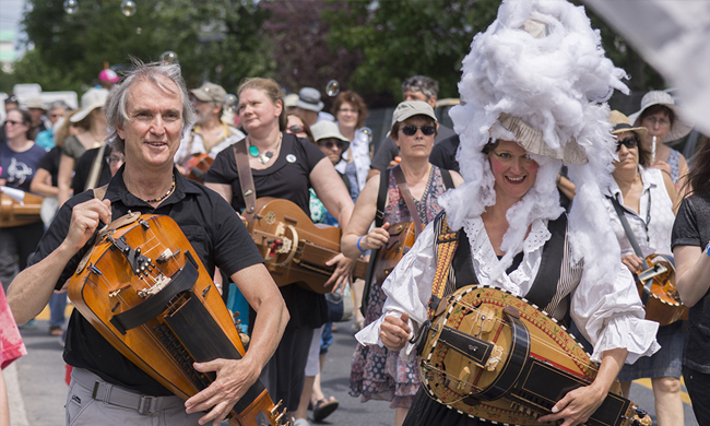 D - June 29 to July 1st - Festival Chants de Vielles
