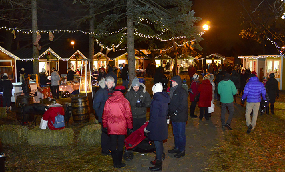 C - December 7 to 9 2018 - La Féerie au Lac du Village