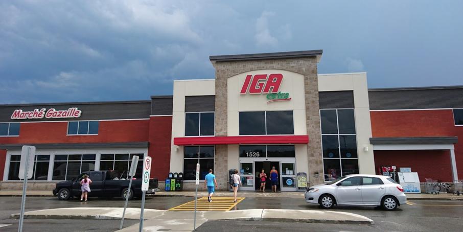 IGA Extra Marché Gazaille