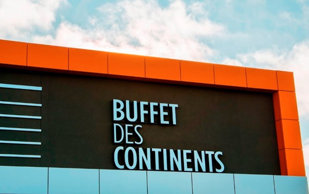 Buffet des Continents